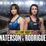UFC Vegas 26 Michelle Waterson vs. Marina Rodriguez