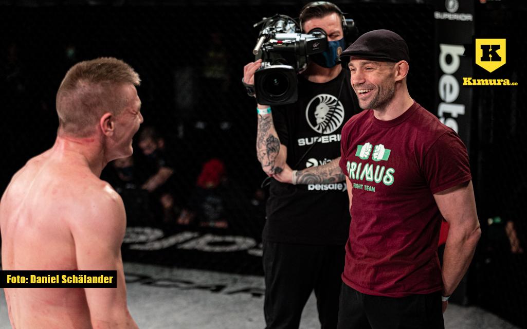 Anton Kuivanen och Niko Skonbäck nöjda efter matchen