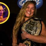 Ronda Rousey Conor McGregor
