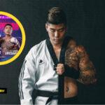 Samuel Eriksson med Karate Combat-match i cirkel