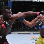 Uriah Hall vs. Anderson Silva