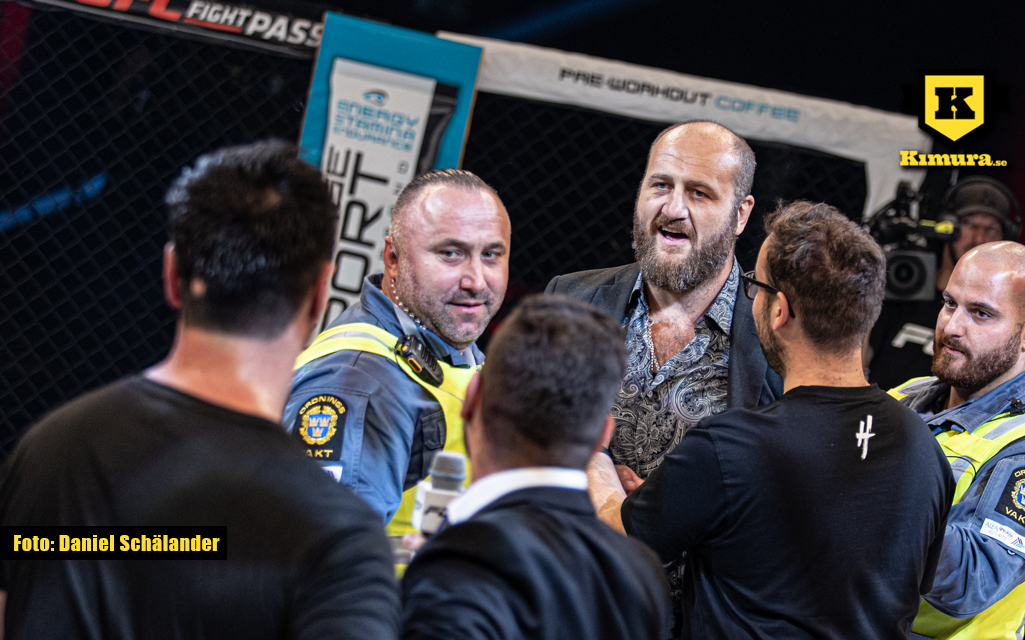 Irman Smajic i buren med Nermin Hajdarpasic