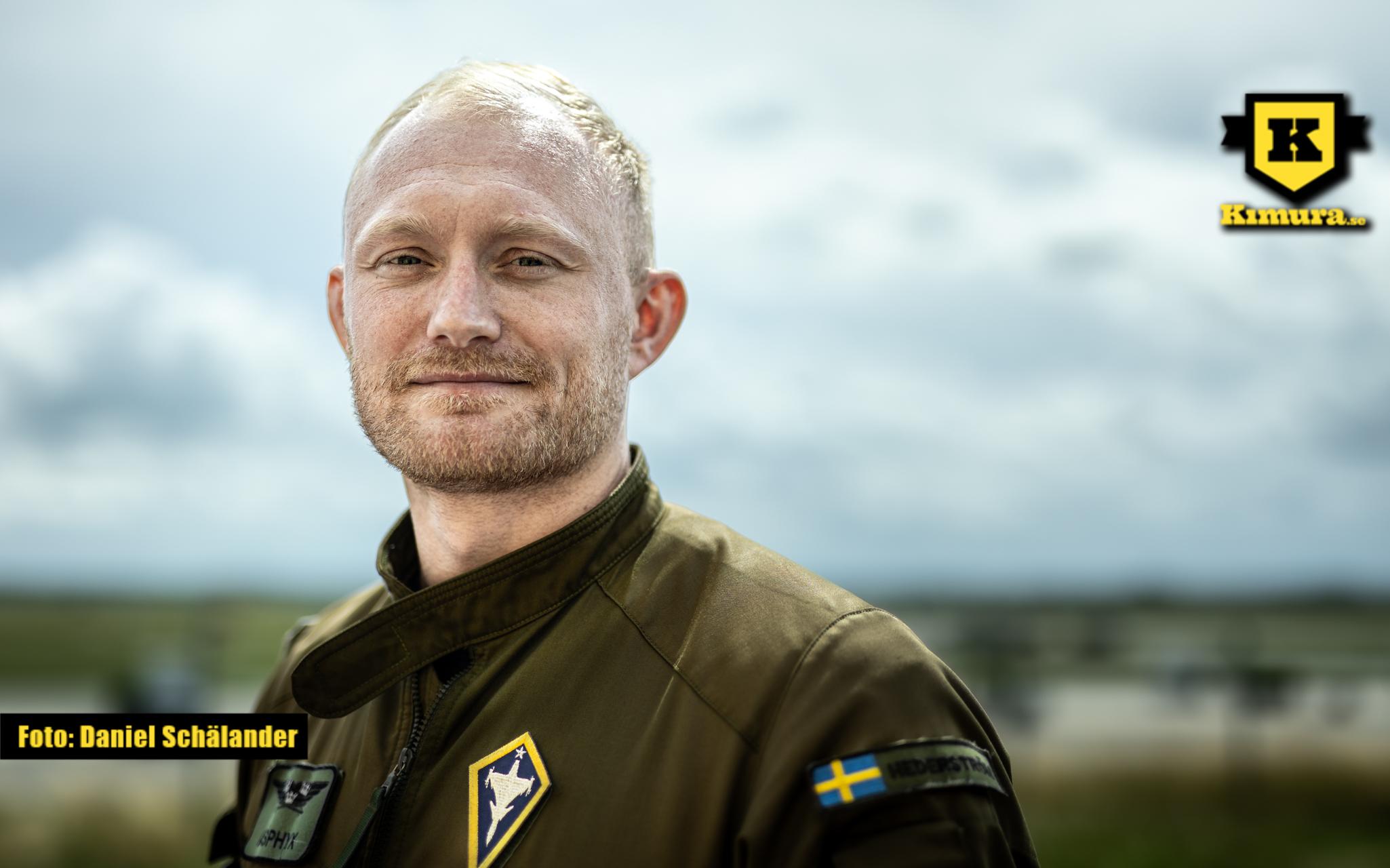 Porträtt av Max Hederström