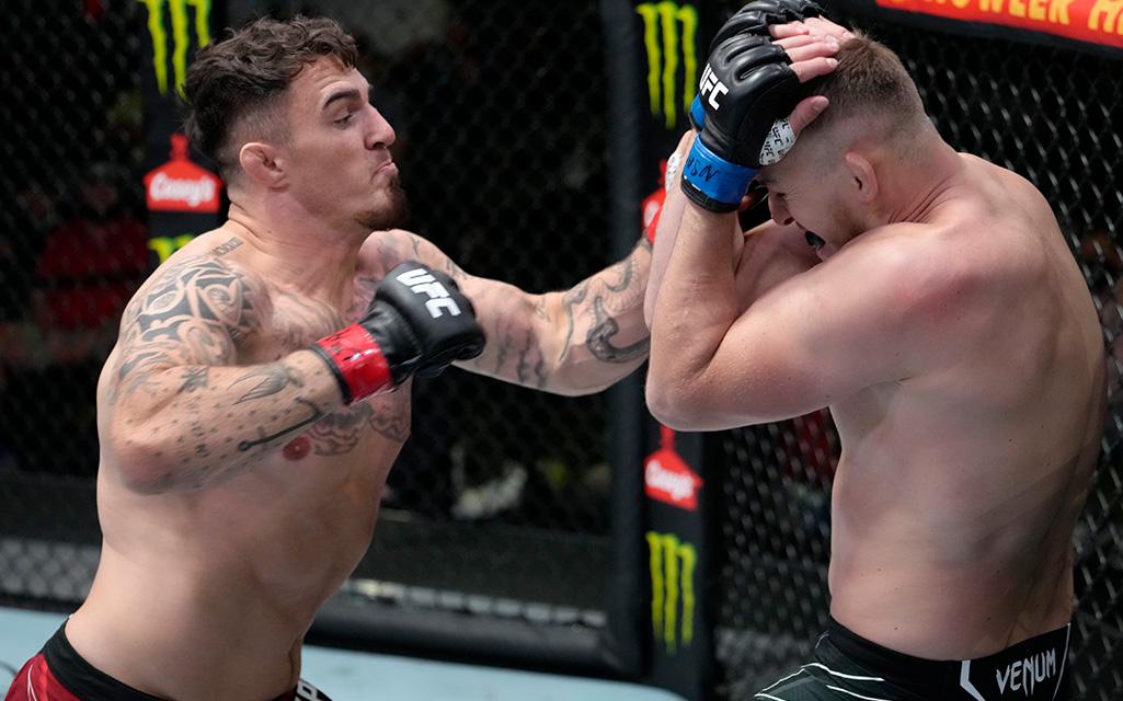 Tom Aspinall UFC Vegas 36