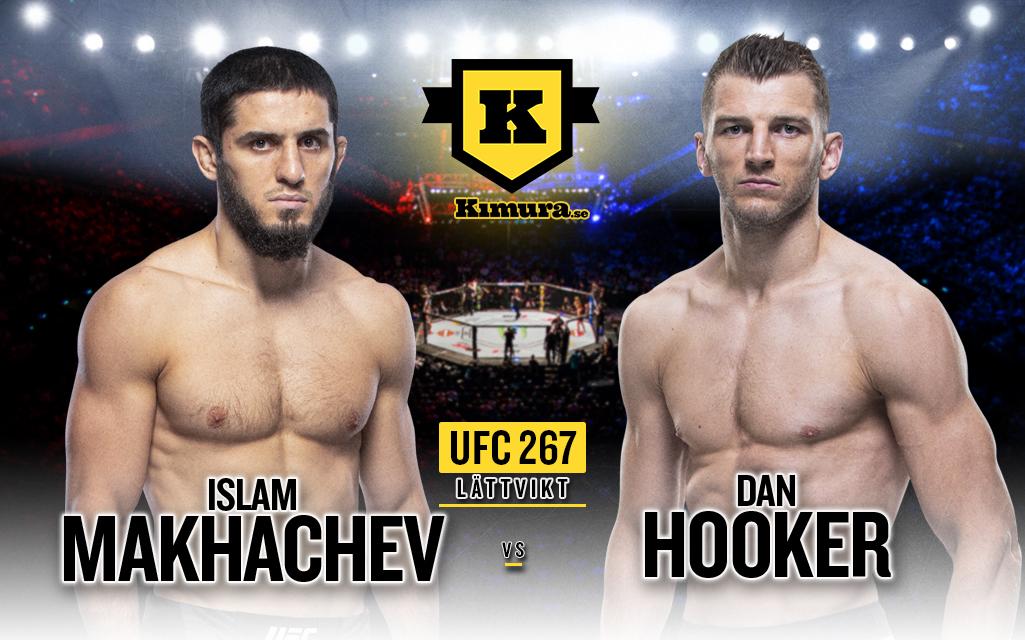 Islam Makhachev vs Dan Hooker