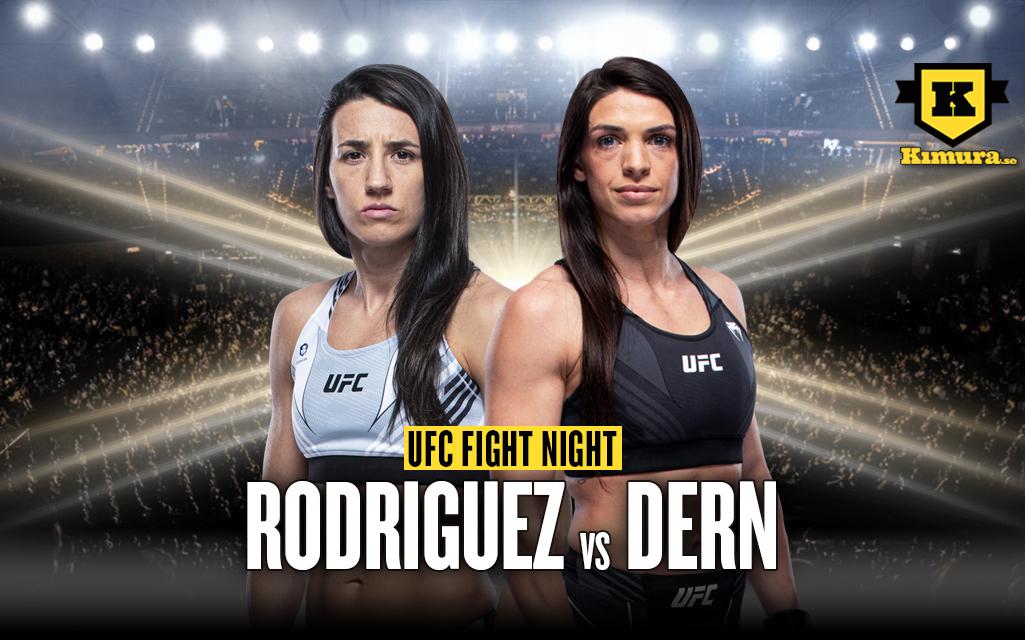 Marina Rodriguez vs Mackenzie Dern