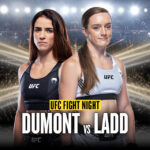 Norma Dumont vs Aspen Ladd UFC
